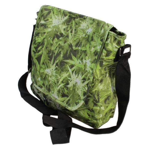 Canouflage Hemp Field Laptop Bag
