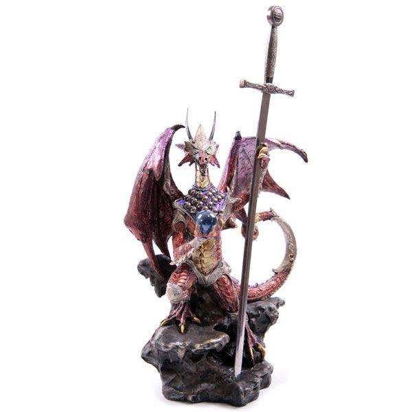 Dark Legends Dragon - Crystal Gaze